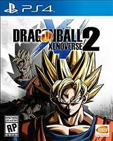 Dragon Ball Xenoverse 2 (SONY PlayStation 4 / ps4, 2016)