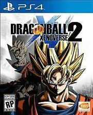 Dragon Ball Xenoverse 2 (PS4) MINT CONDITION, BARELY USED