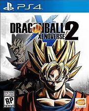 Dragon Ball Xenoverse 2 (Sony PlayStation 4, 2016)