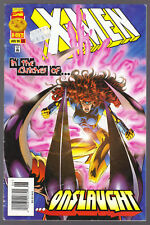 X-MEN IN THE CLUTCHES OF ONSLAUGHT - #53 - MARVEL COMICS - JUNE 1996
