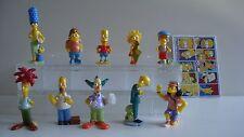Ferrero Die Simpsons NL 2007 incl bpz