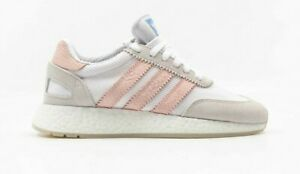 Adidas Originals Women's I-5923 Shoes NEW AUTHENTIC Grey/Pink/White D97348