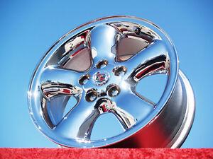 "Single Cadillac Catera OEM 16"" Chrome Wheel 4531"
