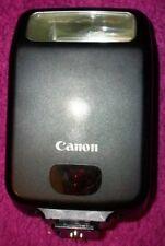 GENUINE CANON SPEEDLITE 160E for CANON EOS FILM SLRs, CASED, CLEAN,  tested
