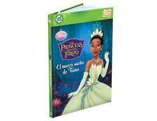 Leap Frog Tag Book -Princess and the Frog - El nuevo sueño de Tiana SPANISH