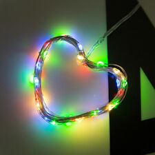 10X 20 LED Battery Micro Rice Wire Copper Fairy String Lights Party Lamp 4colors