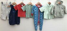 Baby Boys Bundle 3-6 Months Next Adams H&M <DD337z