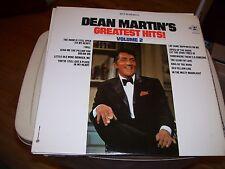 DEAN MARTIN'S GREATEST HITS!VOLUME 2-LP-VG-REPRISE-STEREO-DOOR IS STILL OPEN