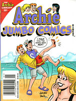 Archie (Jumbo Comics) Double Digest No. 301 September 2019 First Print