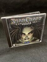 StarCraft Expansion Set: Brood War (PC, 1998) Strategy Game