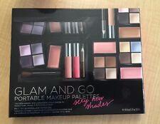 VICTORIA'S SECRET Glam & Go Portable Makeup Palettes Kit Sealed  NEW IN BOX!
