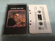 Glenn Miller ‎/ Big Bands: Glenn Miller (Time Life Cassette tape, used)
