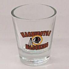 NFL Washington Redskins Shot Glass, NEW (Logo)