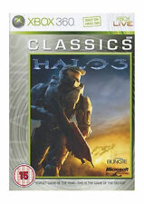 XBox 360 Halo3 ODST game