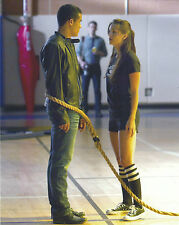 Melissa Benoist & Jacob Artist GLEE 8x10 Photo Picture Marley Rose & Jake Fox TV