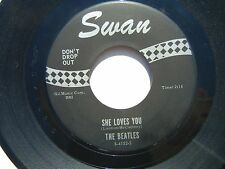 THE BEATLES ♫ SHE LOVES YOU / I'LL GET YOU ♫ 1964 S-4152