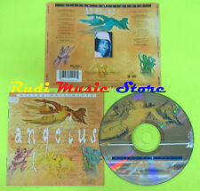 CD MILTON NASCIMENTO Angelus 1994 germany WARNER 9362-45499-2  lp mc dvd vhs