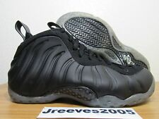DS Nike Foamposite One STEALTH Sz 7 100% Authentic Retro 2012 Black 314996 010