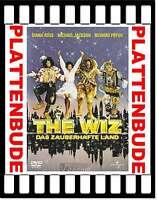 MICHAEL JACKSON & DIANA ROSS in THE WIZ das zauberhafte Land * DVD * NEU/OVP