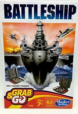 Battleship Board Game Fun On The Run Grab And Go Hasbro New