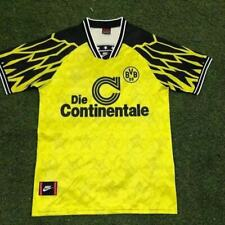 Borussia Dortmund Retro Vintage Football Soccer Shirt 1994-95