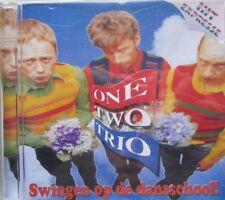 ONE TWO TRIO - SWINGEN OP DE DANSSCHOOL! - CD