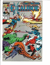 10 Excalibur Marvel Comic Books # 14 15 16 17 18 19 20 21 22 23 Wolverine J59