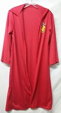 Harry Potter Rubies Medium Robe Red Gryffindor Robe Costume Dress Up