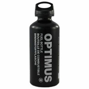 Optimus Fuel Bottle - Black 0.6lt