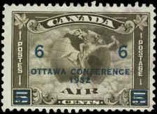 Canada Scott #C4 Used