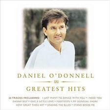 Greatest Hits by Daniel O'Donnell (CD, Sep-2009, Sony Music)