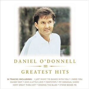 Daniel O'Donnell Greatest Hits 2 CD NEW
