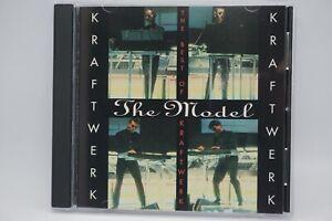 Kraftwerk - The Model (Retrospective 1975-1978)  CD Album - Autobahn - RARE