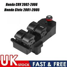 FOR HONDA CR-V 02-06 RIGHT HAND DRIVE ELECTRIC POWER WINDOW CONTROL SWITCH 2020