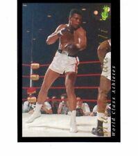 1992 Classic World Class Athlete 60 Card Set Olypmics Muhammad Ali Joyner-Kersee