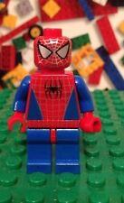 Lego Marvel Super Heroes Spider-Man 1 Blue MiniFigure 4851 4852