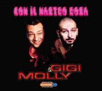 Gigi D'Agostino Con il nastro rosa (#zyx9800; 6 versions, 2004, & Mo.. [Maxi-CD]