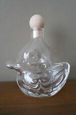 Duck Shape Glass Bottle