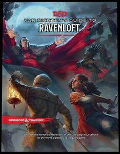 Dungeons And Dragons RPG Van Richten's Guide to Ravenloft Pre-Order