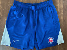 2XL Nike Brand New Chicago Cubs Shorts