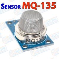MQ-135 modulo sensor calidad de aire detector de polucion contaminacion Arduino