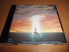 COCOON 2 the RETURN soundtrack CD score JAMES HORNER (w germany) courteney cox