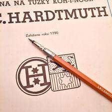 1927 L.C.HARDTMUTH 27B No.2 EARLY LEADHOLDER DRAFTING ARTIST ANTIQUE PENCIL RARE