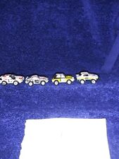 Lot Of 4 *Vintage* Micro Machines 1986