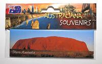 AYERS ROCK Australia Day Large FRIDGE MAGNET