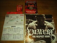Emmure Respect Issue LP signed autographed Tony Danza Glass Cloud  Look Yourself