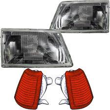 Scheinwerfer Blinker Set (rechts & links) Peugeot 205 Bj. 83-96 H4