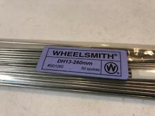 Pack Of 50 Wheelsmith DH-13-260mm Spokes NEW