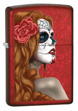 Sweet Day Of The Dead Girl   ZIPPO LIGHTER 28830