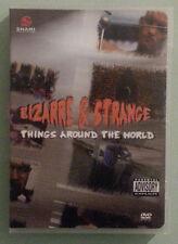 BIZARRE & STRANGE THINGS AROUND THE WORLD   DVD